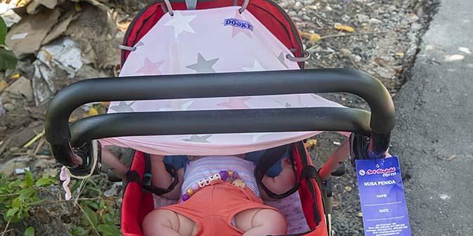 bali baby kinderwagen dooky