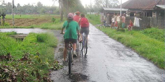 fietsen batur bali