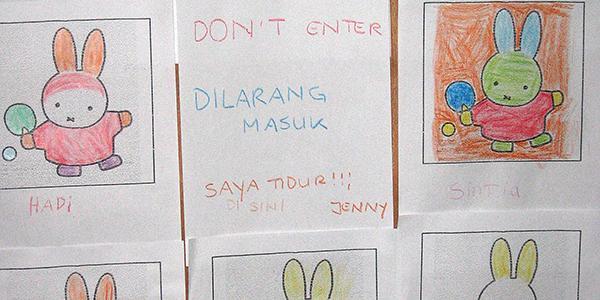 tajen bali indonesie