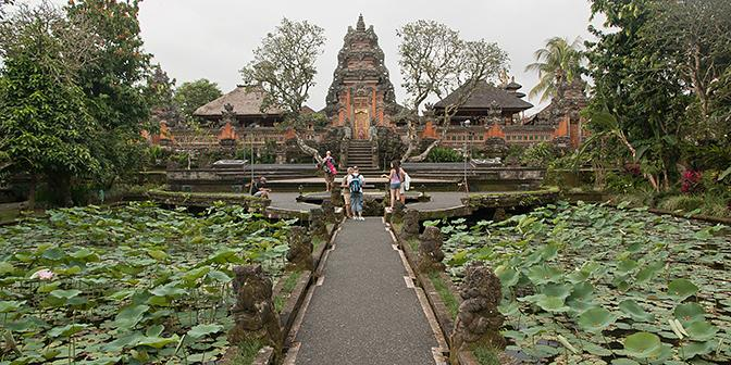 water palace ubud