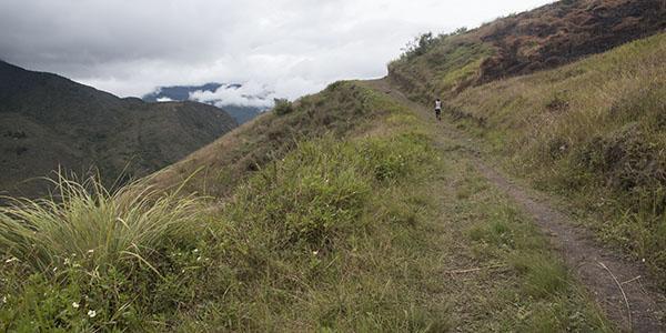 trekking baliemvallei