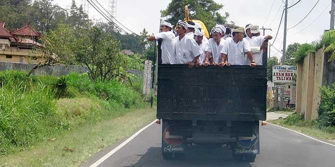 vervoer indonesie