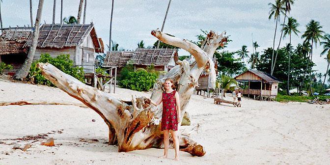 strand bintan indonesie