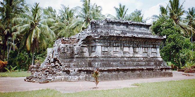 tempels kediri brantas