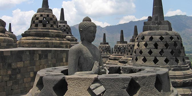 boeddhisme java