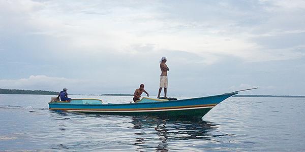 duiken biak papua