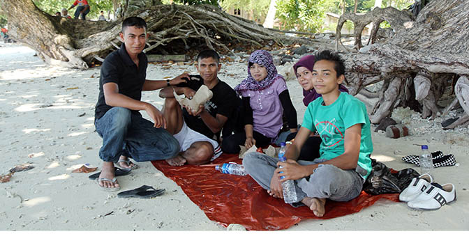 ramadan strand