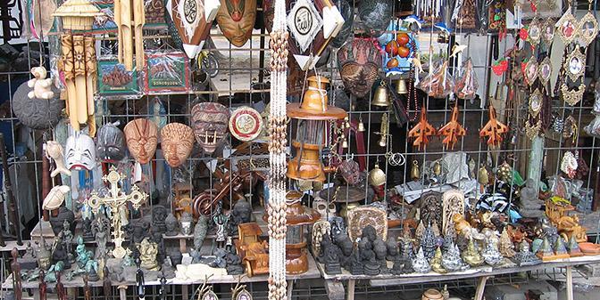 indonesie shopping