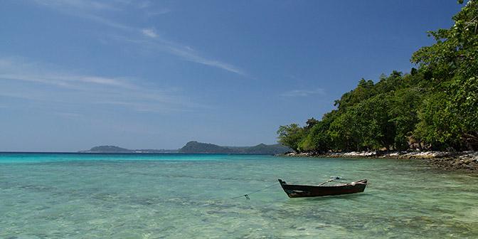 pulau weh strand