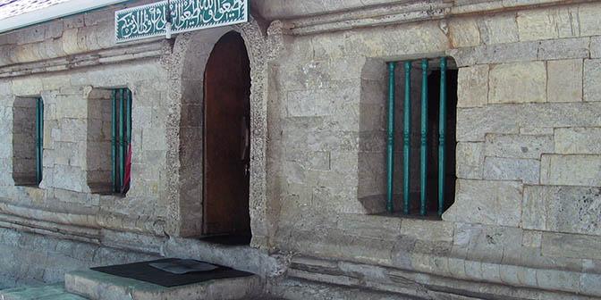 oudste moskee indonesie