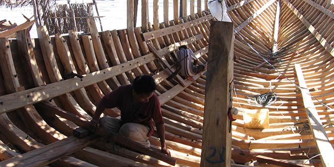 schooner sulawesi