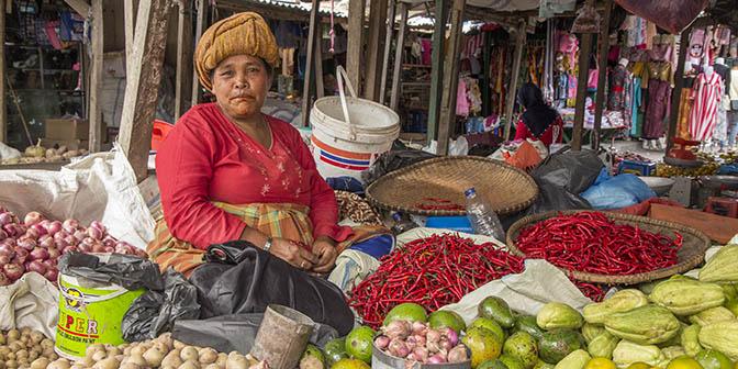 markt indonesie