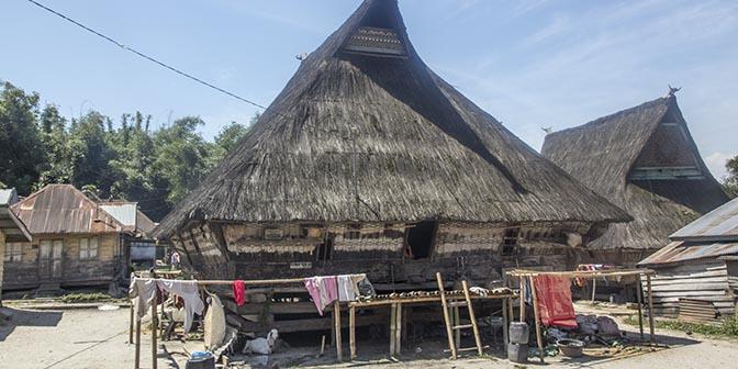 dokan karo huis sumatra