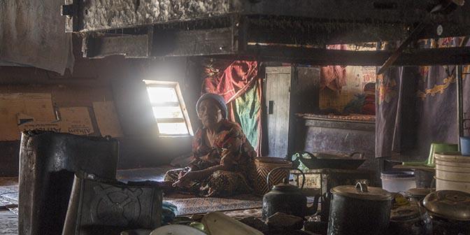 oud huis sumatra