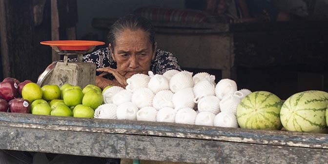 markt bukit lawang sumatra