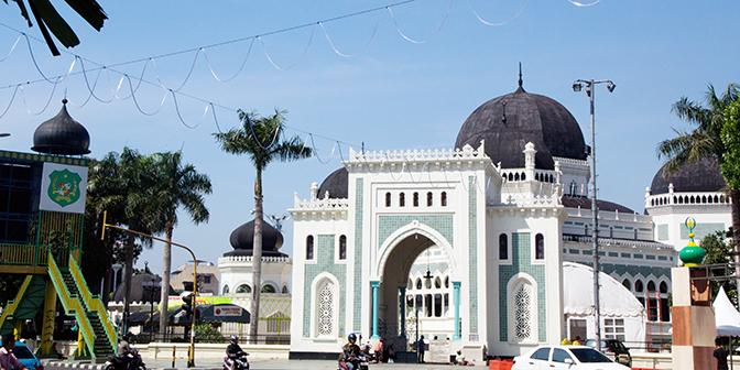 moskee medan