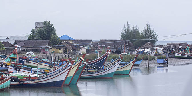 noord sumatra boot