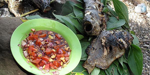 speervissen toba sumatra