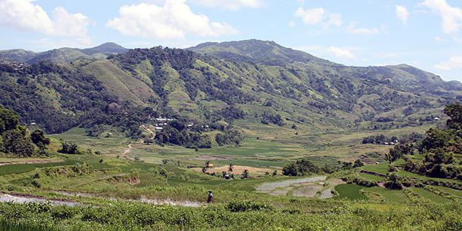 landschap sumba