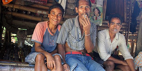 bevolking sumba indonesie