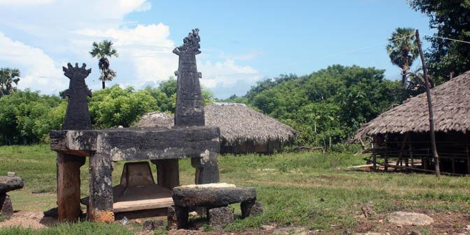 traditionele graven