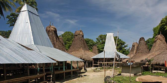 sumba dorp