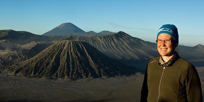 bromo vulkaan java