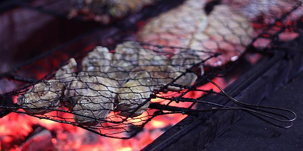 seafood bij jimbaran