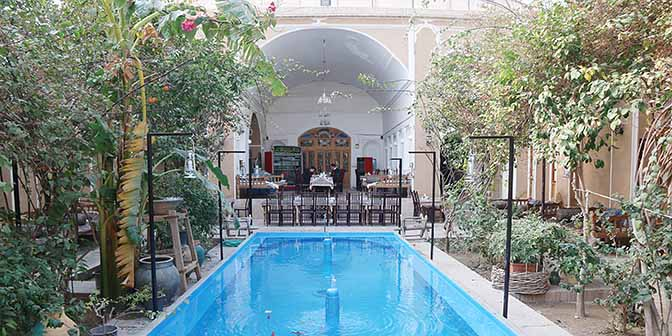 accommodatie iran
