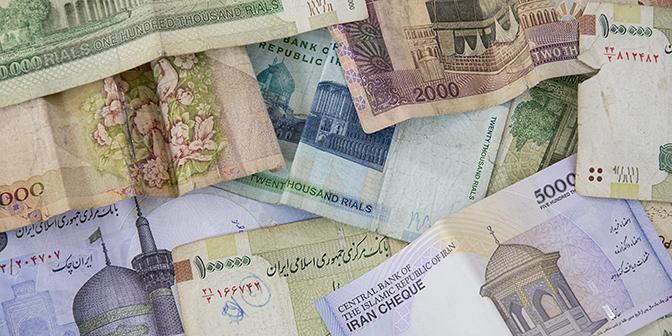 geld en budget iran