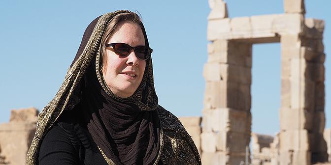 reisinformatie iran persepolis