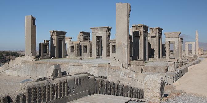 tempel persepolis