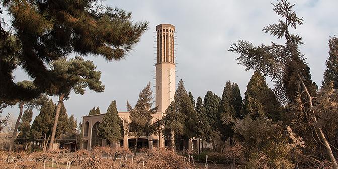 dowlat abad garden yazd