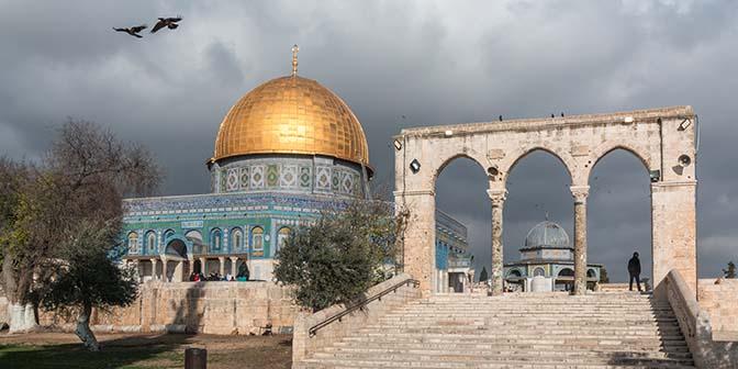 tempelberg jeruzalem