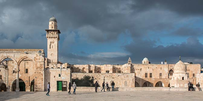heilige stad jeruzalem tips