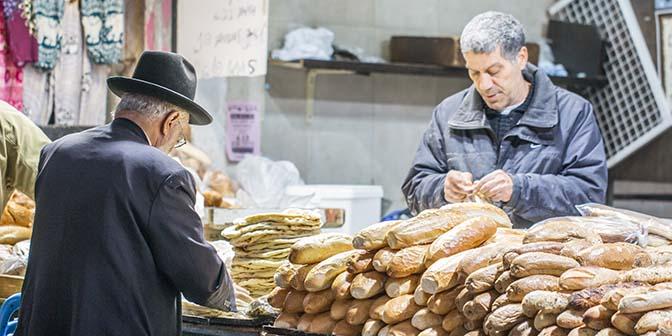 bezienswaardigheden jeruzalem markt