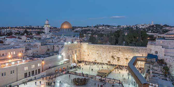 oude stad jeruzalem