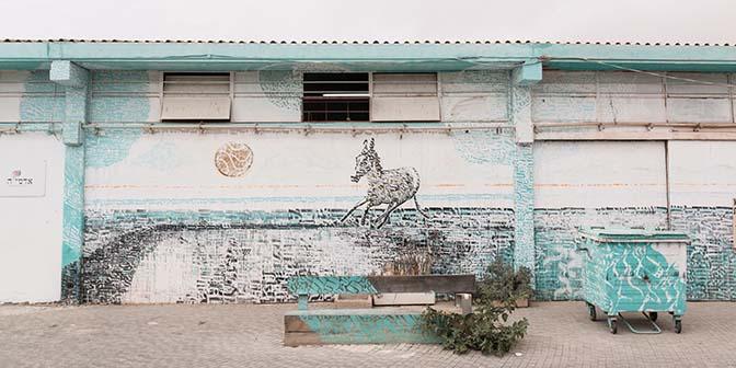 street art mitzpe ramon