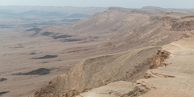 krater mitzpe ramon