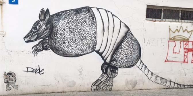 florentin street art tel aviv