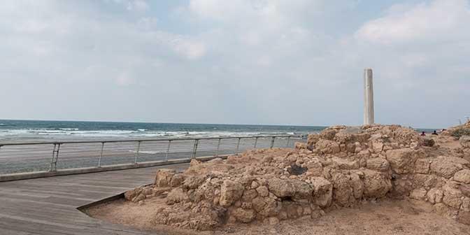 assyirsche opgraving tel aviv