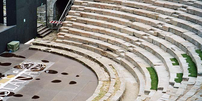 amfitheater florence italie