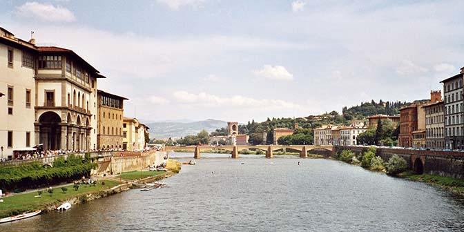 gouden brug florence