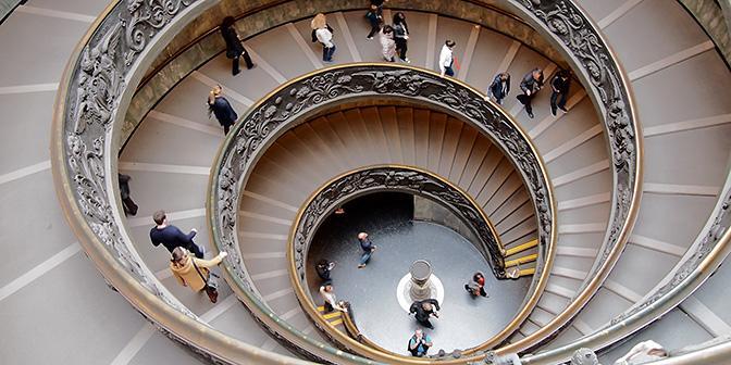vaticaan museum rome