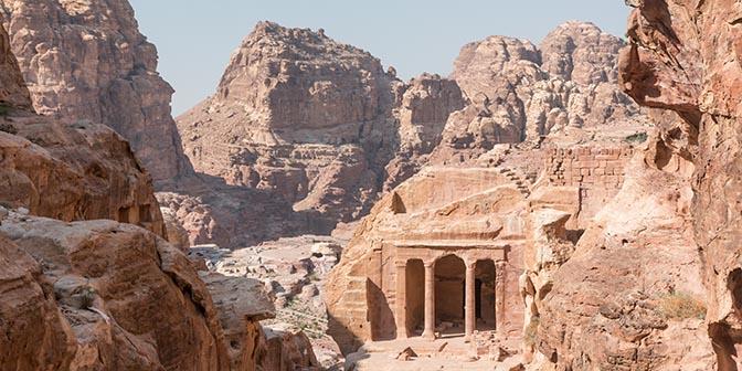 wadi farassa petra