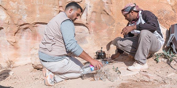 thee petra jordanie