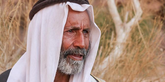 wadi rum excursie bezoek bedoeienen