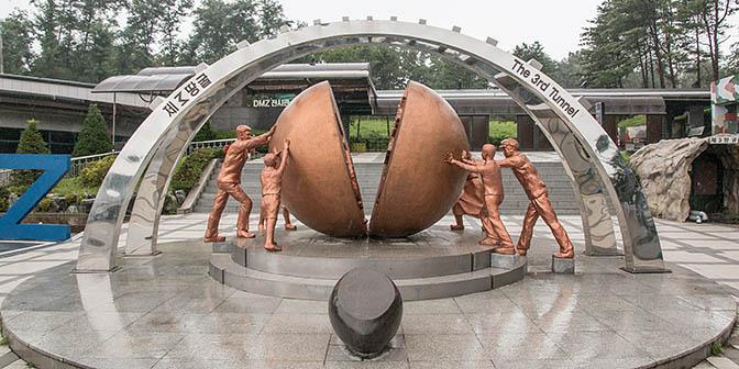 third tunnel dmz korea
