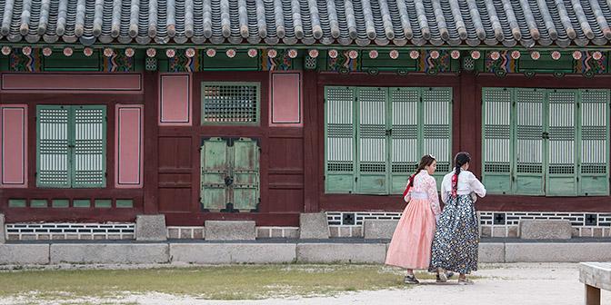 Gyomgbokgung Palace