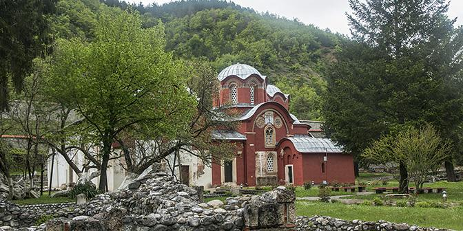 partriarchal church peja